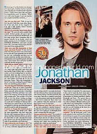 Interview with Jonathan Jackson (Lucky Spencer on General Hospital)