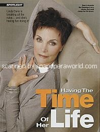 Interview with soap star Linda Dano