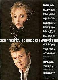 Sharon Wyatt & John Reilly (Tiffany & Sean, GH)
