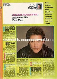 Drake Hogestyn (Roman, DAYS)