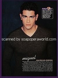 Jesse Metcalfe of Passions