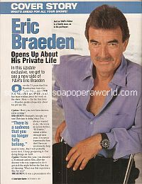 Interview with Eric Braeden (Victor Newman on The Young & The Restless)
