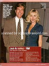 Family Ties with Peter Bergman & Eileen Davidson (Jack & Ashley, Y&R)