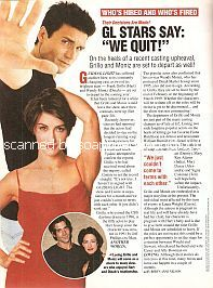 Guiding Light Stars Say We Quit (Frank Grillo and Wendy Moniz)