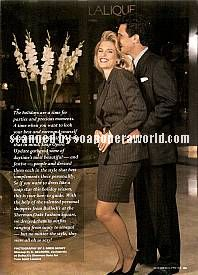 Holiday Fashion with Brenda Epperson & Don Diamont of Y&R