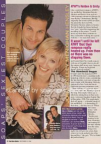 Daytime's Sexiest Couples featuring Jon Hensley and Kelley Menighan Hensley