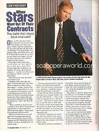 When Stars Want Out Of Their Contracts featuring David Caruso of NYPD Blue