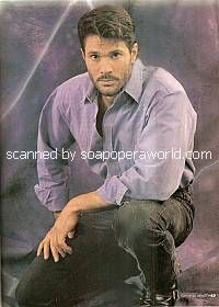 Peter Reckell (Bo Brady on Days Of Our Lives)