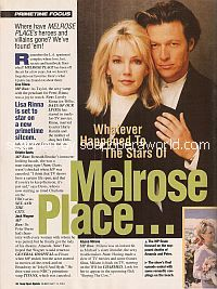 Whatever Happened To The Stars of Melrose Place?