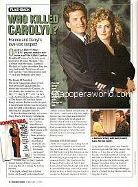 Who Killed Carolyn? - ATWT