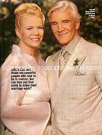 Couple Closeup with Liza and Adam of AMC