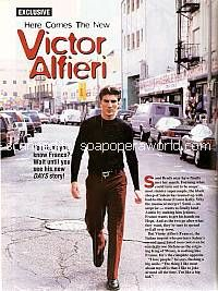 Interview with Victor Alfieri (Franco on Days Of Our Lives)