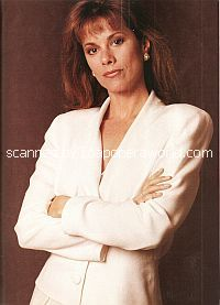Nancy Lee Grahn (Julia on Santa Barbara)