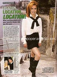 Location, Location, Location! with Tracey E. Bregman (Lauren on The Bold & The Beautiful)
