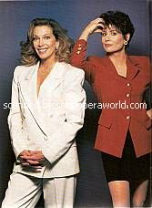 Interview with Jaime Lyn Bauer & Deborah Adair (Laura & Kate on Days Of Our Lives)