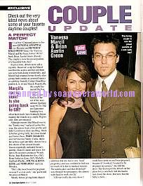Couple Update with Vanessa Marcil & Brian Austin Green