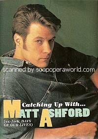 Matthew Ashford (ex-Jack, DAYS)