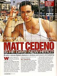 Interview with Matt Cedeno (Brandon on Days Of Our Lives)