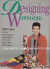 Designing Women featuring Linda Dano of Another World