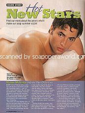Hot New Stars featuring Victor Webster (Nicholas on Days Of Our Lives)