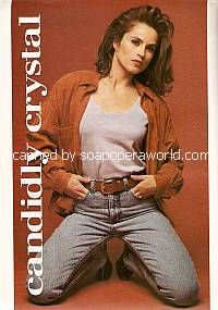 Crystal Chappell (Carly on Days Of Our Lives)
