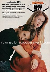 Matthew Ashford & Melissa Reeves (Jack and Jennifer on Days Of Our Lives