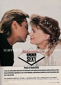 Stephen Nichols & Mary Beth Evans (Patch and Kayla on Days Of Our Lives