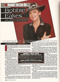Interview with Bobbie Eakes (Macy on The Bold & The Beautiful)