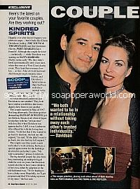 Couple Update with Jon Lindstrom and Eileen Davidson