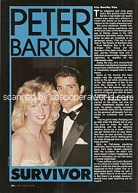 Interview with Peter Barton (Dr. Scott Grainger on The Young & The Restless)