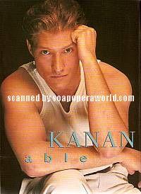 Sean Kanan (A.J. Quartermaine, GH)