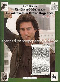 Drake Hogestyn (John Black on Days Of Our Lives)