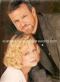 Ron Raines & Marcy Walker (Alan & Tangie, GL)