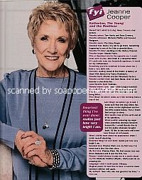 FYI with Jeanne Cooper (Katherine on The Young & The Restless)