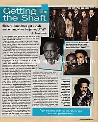Interview with Richard Roundtree (Oliver on As The World Turns)