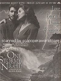 DAYS One Stormy Night with Peter Reckell and Crystal Chappell
