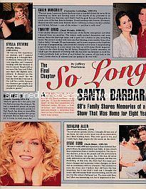 So Long, Santa Barbara