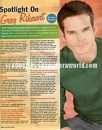 Greg Rikaart (Kevin, Y&R)