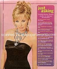 Just Asking with Lesley-Anne Down (Jackie on The Bold & The Beautiful)
