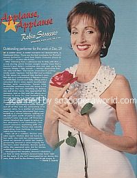 Applause, Applause for Robin Strasser of One Life To Live