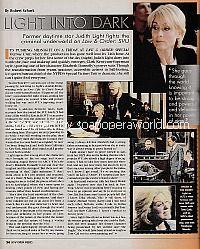 Interview with Judith Light (ex-Karen Wolek, OLTL)