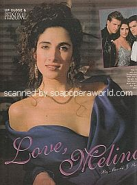 Interview with Melina Kanakaredes of Guiding Light