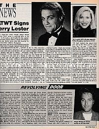 The News featuring Terry Lester
