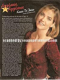 Kassie DePaiva (Blair, OLTL)