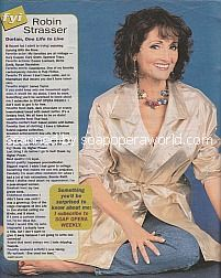 FYI with Robin Strasser of One Life To Live