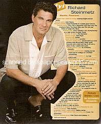 Richard Steinmetz (Martin on Passions)