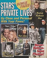 Stars' Private Lives featuring Cameron Mathison of AMC