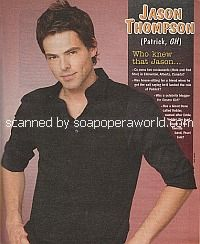 Who Knew with Jason Thompson of General Hospital
