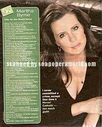 Martha Byrne (Lily, ATWT)