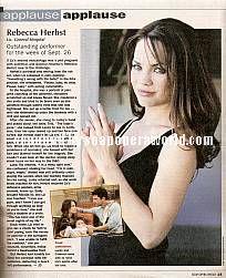 Rebecca Herbst (Liz, GH)